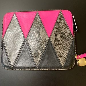 Juicy Couture iPad sleeve